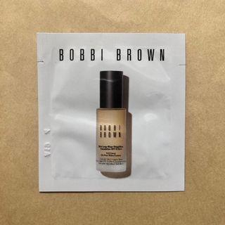 Bobbi Brown Skin Long-Wear Weightless Foundation 持久輕透霧鏡粉底液 SPF PA++