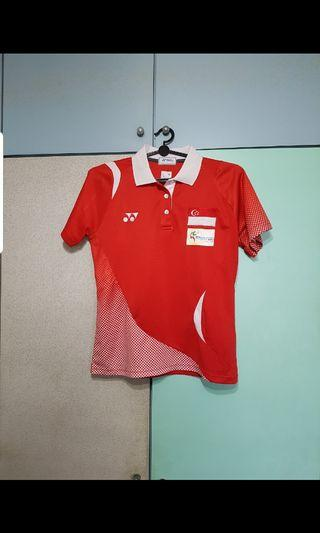 Team SG SEA Game 2013 Jersey