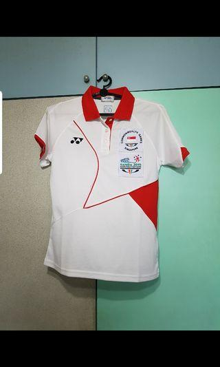 Team SG Commonwealth Games 2015 Jersey