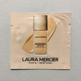 Laura Mercier Flawless Lumiere Radiance-Perfecting Foundation 試用sample