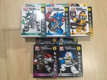 NEW Block Series Transformers