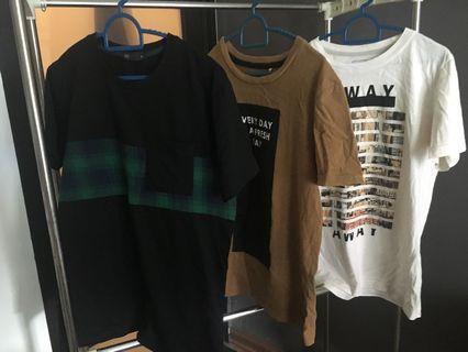Men Tshirts (Free)