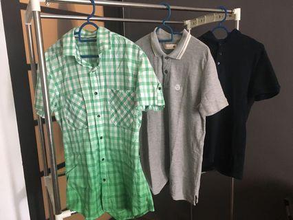Men Casual Shirts (Free)