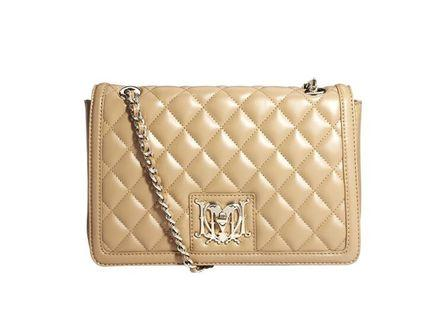 Moschino quilted bag with chain strap