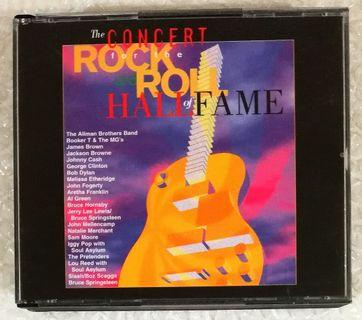 The Concert For The Rock And Roll Hall Of Fame_2CD