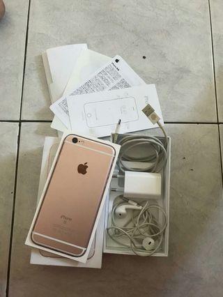 iPhone 6s 64gb ex inter original