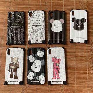iPhone XS Max Kaws case 包平郵