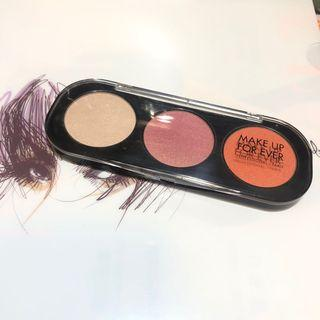 Makeup Forever face and eyeshadow palette