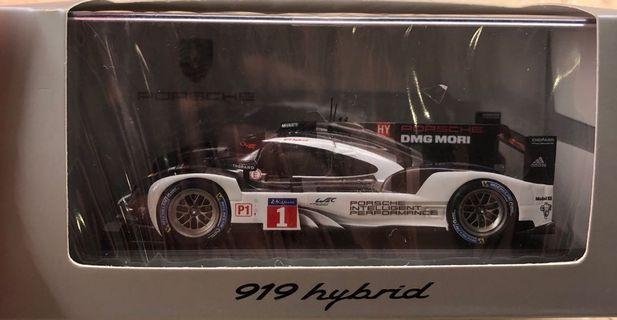 Porsche 919 Le Mans collectible ( 1:43 )