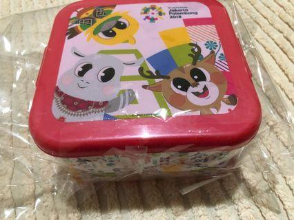 Asian Games Lunch Box