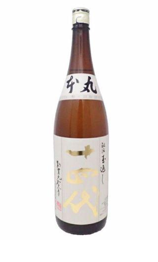 2019.06製 十四代 本丸 特別本釀造 日本清酒 1.8L