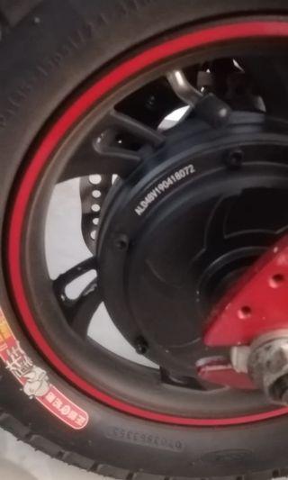 48v 350w motorhub