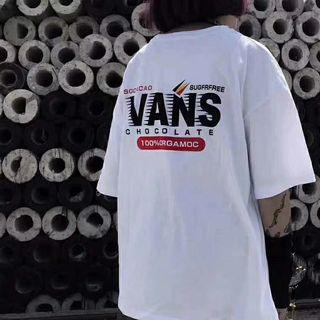 Vans Off The Wall Chocolate Graphic T Shirt