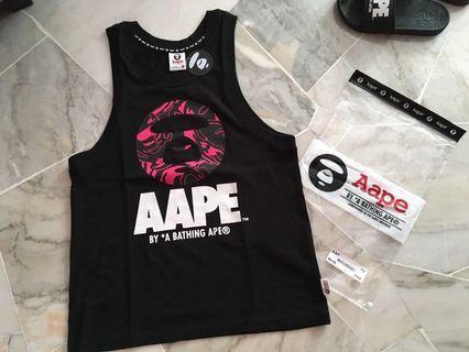 Aape Bathing Ape Summer Singlet