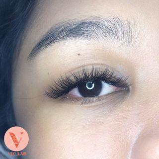 Eyelash Extensions Y Style