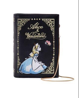 愛麗絲書本包 官方定製版