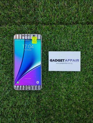 Samsung Note 5 32gb (Used)