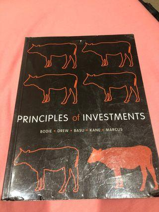 Principles of Investments - Bodie