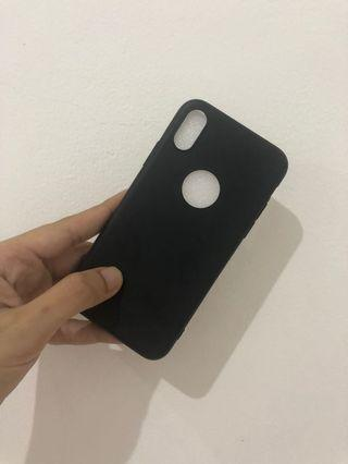 Case iPhone X (softcase)