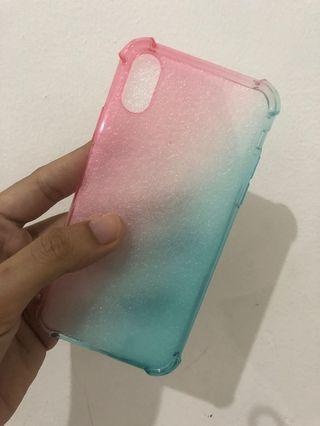 Case iPhone X (anti crack)