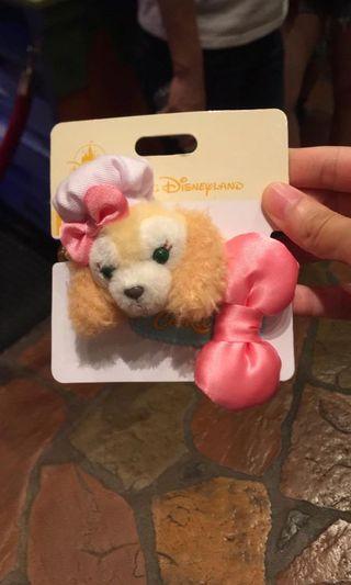迪士尼cookie 髪圈加髪夾$50