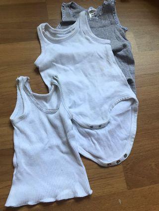 Bonds bodysuits sets