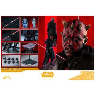 [PRE ORDER] Movie Masterpiece Series Deluxe DX18 - Solo: A Star Wars Story - Darth Maul ($100 Deposit Required)