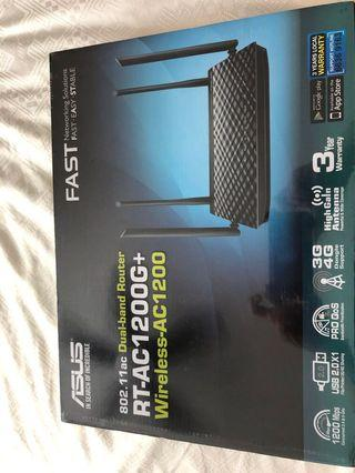 Asus RT-AC1200G+ Wireless-AC1200