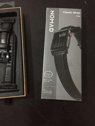 NOMAD STRAP 42MM CLASSIC Apple Watch