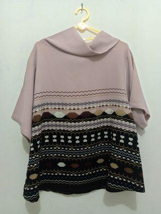 Blouse Tribal Pink