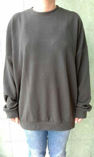 Long sleeve warna ijo army