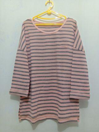 Stripe Tee Nevada