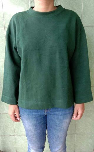 SWEATER / LONG SLEEVE GREEN