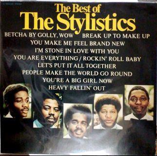 The stylidtics Vinyl Record