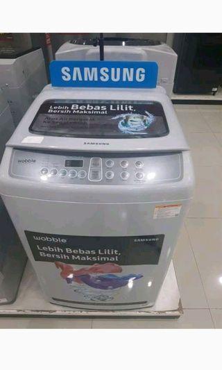 Mesin Cuci Samsung Kredit Cukup Bayar 199ribu