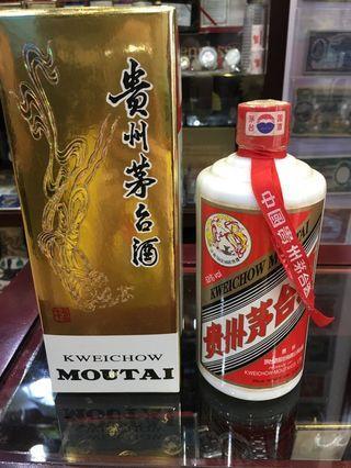 中國貴州芧台酒2009年 53度 500ml