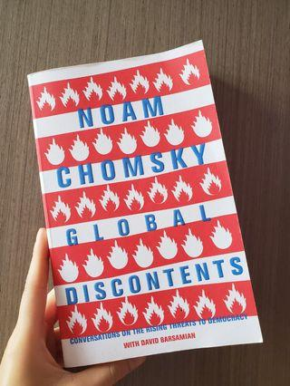 Noam Chomsky Global Discontents