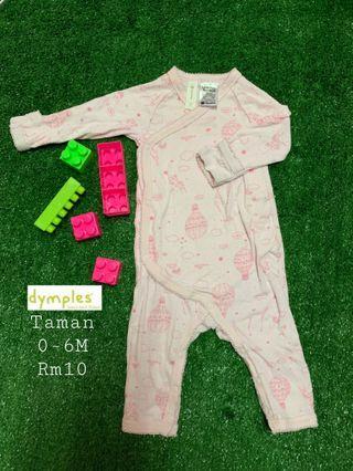 Sleepsuit Baby 0-6M