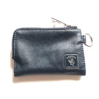 Porter International Coin Card Case