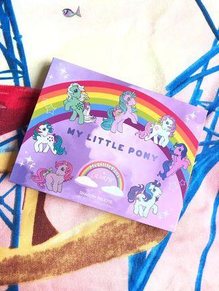 LIMITED EDITION Colourpop x My Little Pony Eyeshadow Palette