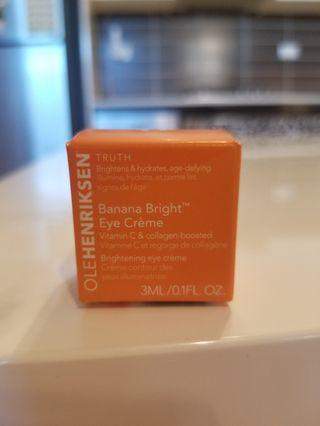 Ole Henriksen Banana Eye Cream 3ml sample size