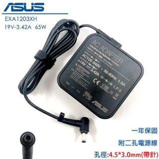 ASUS 華碩 原廠 19V 3.42A 65W 變壓器 4.5*3.0mm接頭