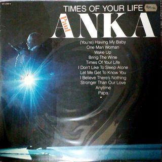 PAUL ANKA Vinyl Record