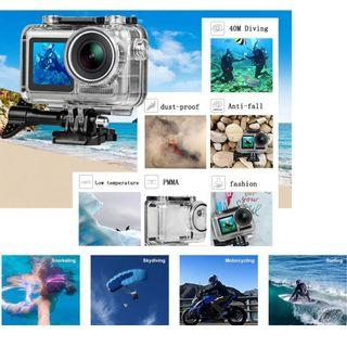 Smatree OA-01 Waterproof Case Housing 40m Diving for Osmo Action Camera