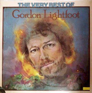 Gordon Lighfoot Vinyl Record