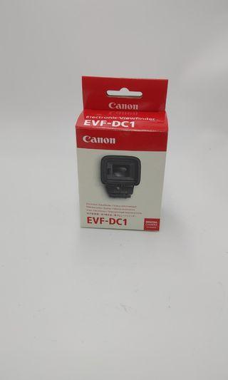 Canon EVF-DC1 over 99%new