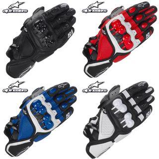 Alpinestar Many Colours/Designs Motorcycle Riding Racing Gloves