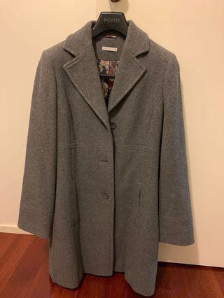 Grey Trenchcoat