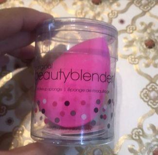 (韓國帶回正貨) beautyblender 美妝蛋 盒裝