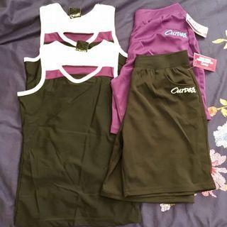 Gym Workout Clothing Set